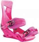 NITRO Zero - Snowboard Bindung für Herren - Pink - Größe L