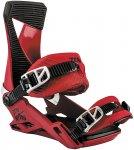 NITRO Zero - Snowboard Bindung für Herren - Rot - Größe M