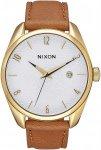 NIXON Bullet Lthr - Uhr für Damen - Gold - OneSize