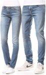 NUDIE JEANS Skinny Lin Jeans - Blau - 26/32