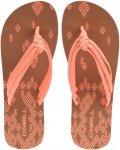 O'Neill 3 Strap Ditsy - Sandalen für Damen - Orange - Größe 36