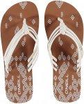 O'Neill 3 Strap Ditsy - Sandalen für Damen - Weiß - 36