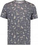 O'Neill Aloha - T-Shirt für Herren - Grau - S