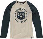 O'Neill Oceanside - Langarmshirt für Jungs - Beige - 164
