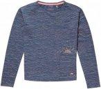 O'Neill Rise & Surf - Langarmshirt für Mädchen - Blau - 140