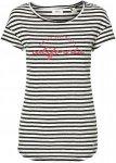 O'Neill Stripe Script - T-Shirt für Damen - Schwarz - S