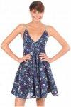 OCEAN & EARTH Pomona - Kleid für Damen - Blau - XXS