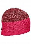 ORTOVOX Crochet Mütze - Pink