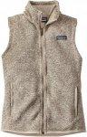 Patagonia Better Sweater - Weste für Damen - Beige - M