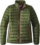 Patagonia Down - Funktionsjacke für Damen - Grün - L