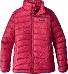 Patagonia Down - Funktionsjacke für Mädchen - Pink - 152