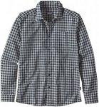 Patagonia Fezzman L/S - Slim Fit - Hemd für Herren - Blau - S