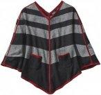 Patagonia Loislee Poncho - Oberbekleidung für Damen - Grau - XS