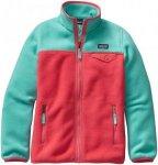 Patagonia LW Synch Snap-T - Funktionsjacke für Mädchen - Pink - Größe 152