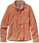 Patagonia Sol Patrol L/S - Hemd für Damen - Orange - L