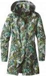 Patagonia Torrentshell City Coat - Mantel für Damen - Grün - XS