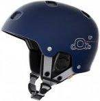 POC Receptor BUG Snowboard Helm - Blau - Größe S