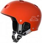 POC Receptor BUG Snowboard Helm - Orange - Größe L