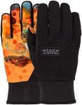 POW All Day Snowboard Handschuhe - Schwarz - XL