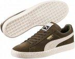 Puma Suede Classic + Sneaker - Grün - 44,5