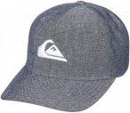 Quiksilver Charger Plus - Snapback Cap für Herren - Grau - OneSize