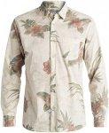 Quiksilver Parrot Jungle L/S - Hemd für Herren - Weiß - M