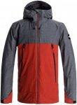 Quiksilver Sierra - Snowboardjacke für Herren - Rot - Größe M