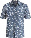 Quiksilver Skinny Palms - Hemd für Herren - Blau - XS