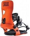 ROME Crux - Snowboard Bindung für Herren - Orange - L/XL