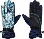 Roxy Jetty - Snowboard Handschuhe für Damen - Blau - M