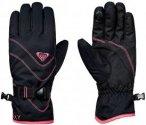 Roxy Jetty Solid - Snowboard Handschuhe für Damen - Schwarz - Größe XL