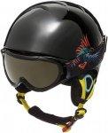 Roxy Misty Girl Pack - Snowboard Helm für Mädchen - Schwarz - XS