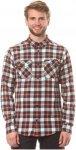 RVCA That'll Work Flannel - Hemd für Herren - Orange - L