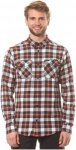 RVCA That'll Work Flannel - Hemd für Herren - Orange - Größe L