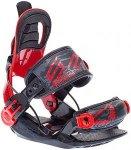 SP Kiddo FT Snowboard Bindung - Rot - XS