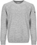 SUPER.NATURAL Essential Crew Neck - Sweatshirt für Herren - Grau - XL
