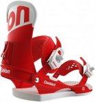 UNION Contact - Snowboard Bindung für Herren - Rot - L
