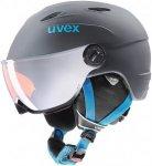 uvex Visor Pro Snowboard Helm - Grau - S