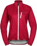 VAUDE Drop III - Jacke für Damen - Rot - 38