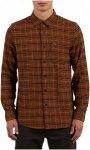 Volcom Brodus L/S - Hemd für Herren - Karo - XL