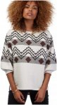 Volcom Get In Line Fleece - Sweatshirt für Damen - Weiß - M