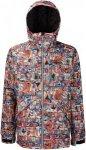 Westbeach Ego Textastic Snow Jacket - Snowboardjacke für Herren - Mehrfarbig -