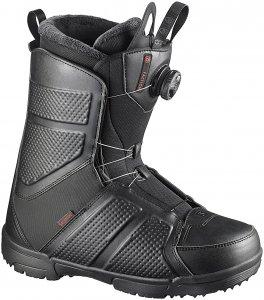 Salomon Faction Boa - Snowboard Boots für Herren - Schwarz - 42 2/3