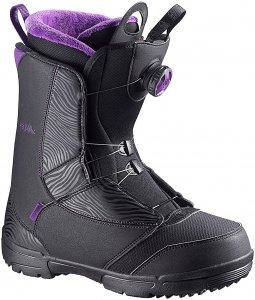 Salomon Pearl Boa - Snowboard Boots für Damen - Schwarz - 38,5