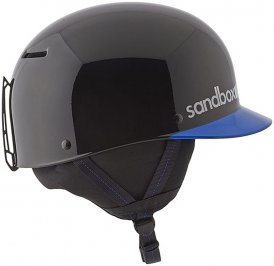 Sandbox Classic 2.0 Snowboard Helm - Schwarz - Youth