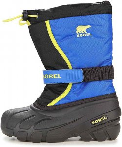 SOREL Flurry Stiefel - Blau - 25