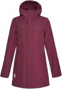 Zimtstern Mareenz - Mantel für Damen - Rot - S