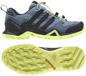 Adidas Terrex Swift R2 - GORE-TEX Trailrunningschuh - Damen, Gr. 5,5 UK