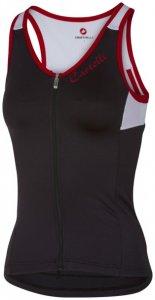Castelli Solare - Top mit integriertem Sport-BH - Damen, Gr. XL