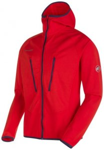 Mammut Aenergy Light - Fleecejacke mit Kapuze - Herren, Gr. M